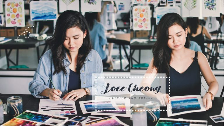 【Her Story】Joee Cheong