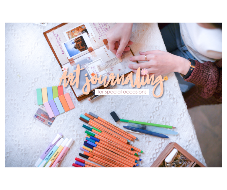Art Journaling for Special Occasions