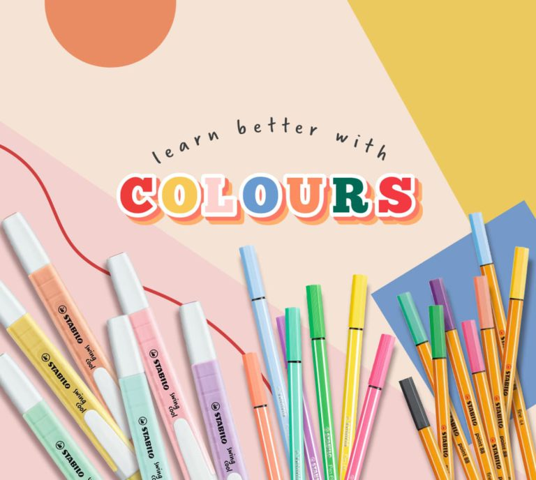 Learn Better With Colours