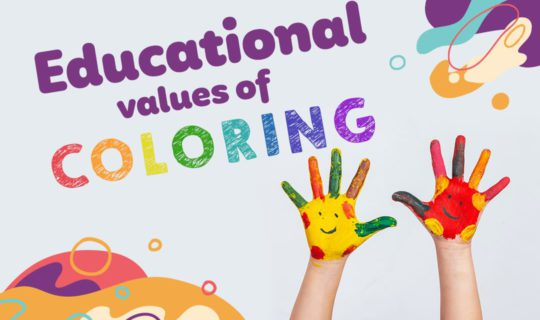 Educational Benefits of Coloring