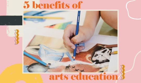 Soft Skills Learned Through Arts Education