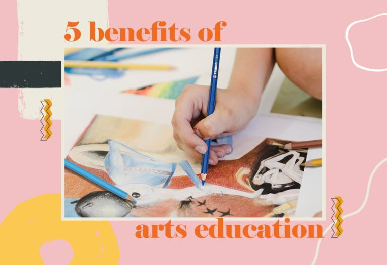 Soft Skills Learned Through Arts Education