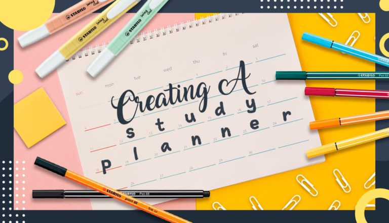 Creating A Study Planner