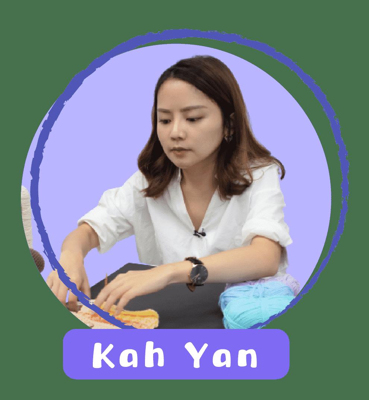 Kah Yan Profile