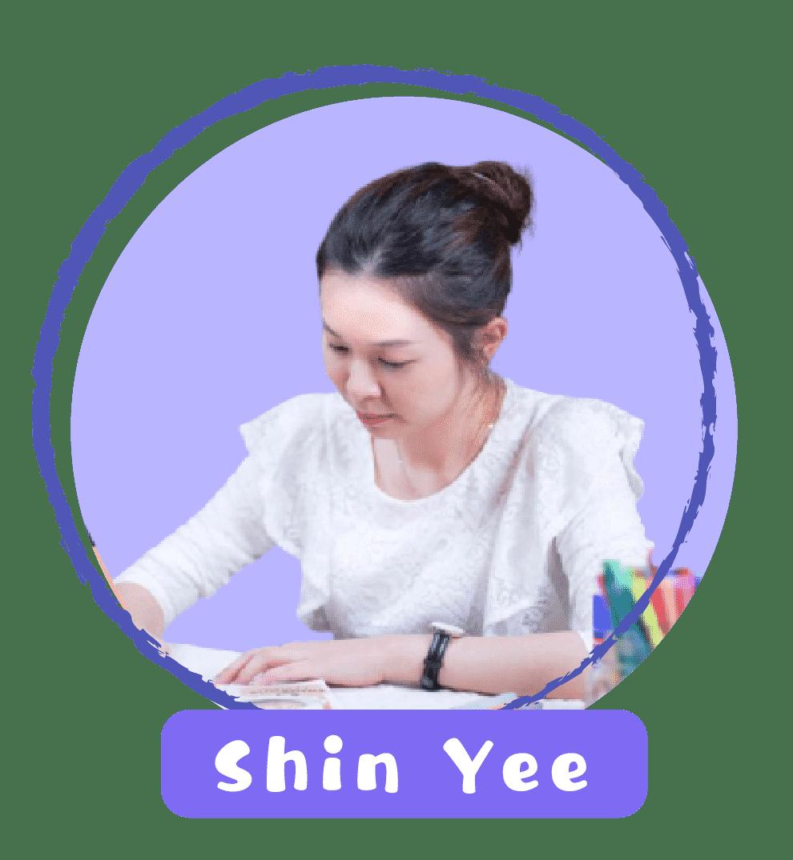 Shin Yee Profile